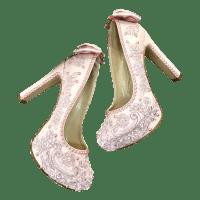 bruidspumps