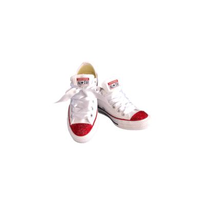 Converse All Star Chuck Swarovski Bruidssneakers
