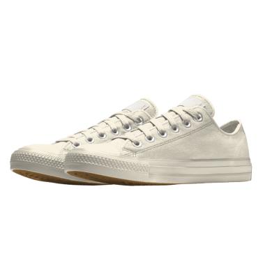 Bruid Converse Mono Off White bruidssneakers.nl