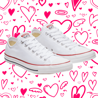 Ontwerp zelf je Converse Taylor All Star Classic Low Top