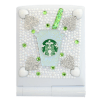 vanity led mirror starbucks