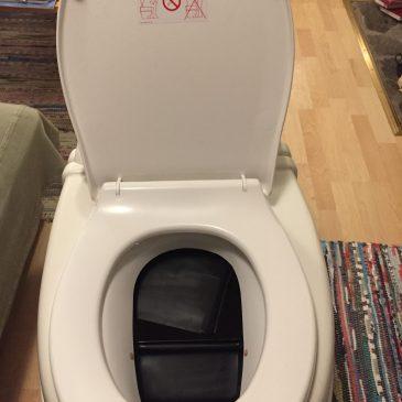 Toalettlösning