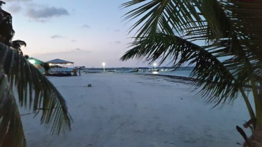 Sunset Caye Caulker