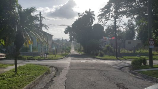 Sunrise Santiago de Cuba