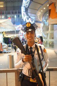 Guarding Makati