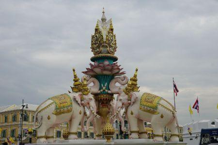 Rotonde in Bangkok