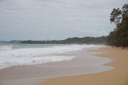 Playa Bluff Bocas del Toro