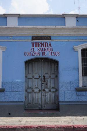 Antigua architecture