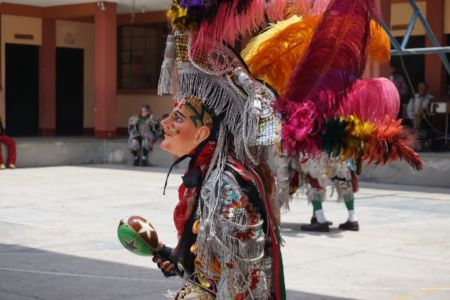 Jubileum feest San Marcos La Laguna