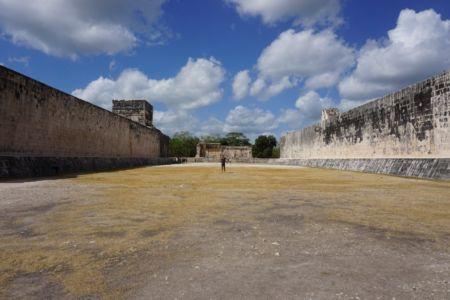 The Ballcourt Chitzen Itza