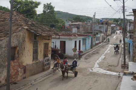 Our street Trinidad