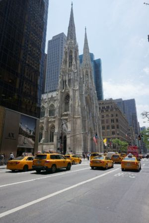 St. Patrick's Cathedral Manhatten