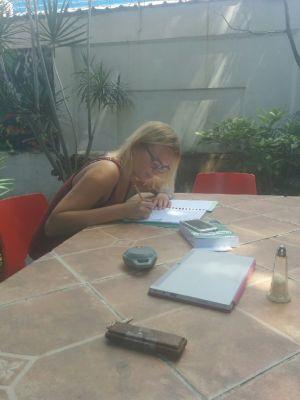 Studeren!