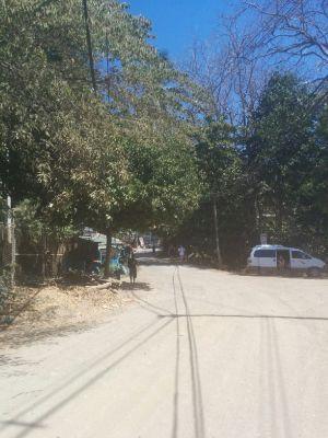 Montezuma dorpsweg