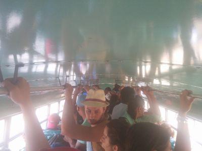 Chickenbus ride