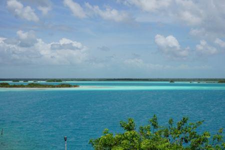 Laguna De Siete Colores Bacalar