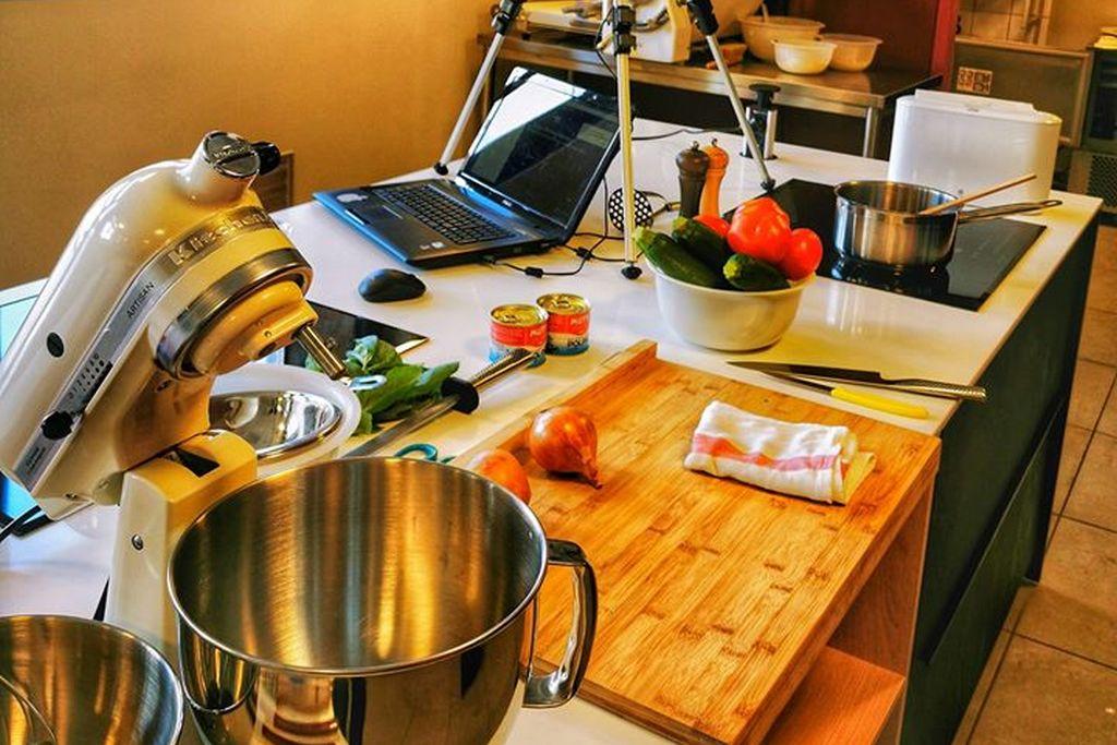 Cours de cuisine et pâtisserie en ligne visio