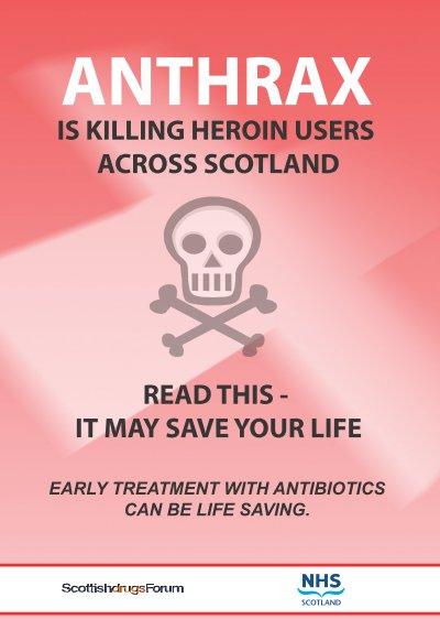 mjältbrandguide heroin