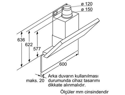 Bruksanvisning Bosch DWK067E50 (8 sidor)