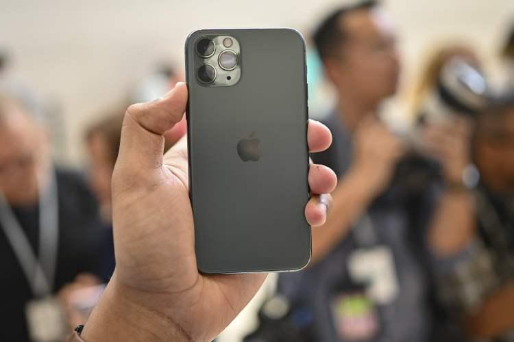 Turn on Night Mode on iPhone 11 Pro