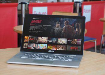 Netflix on Desktop scaled