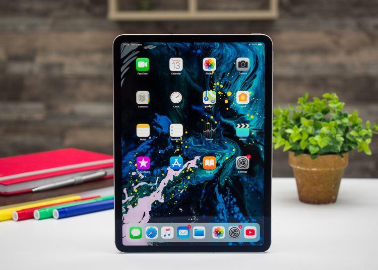 iPad Pro 5G coming