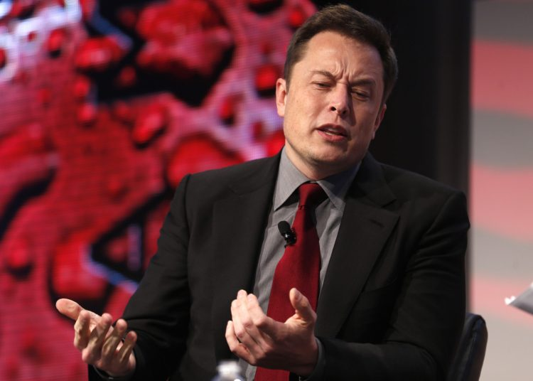 Tesla threatens to move headquarters from California