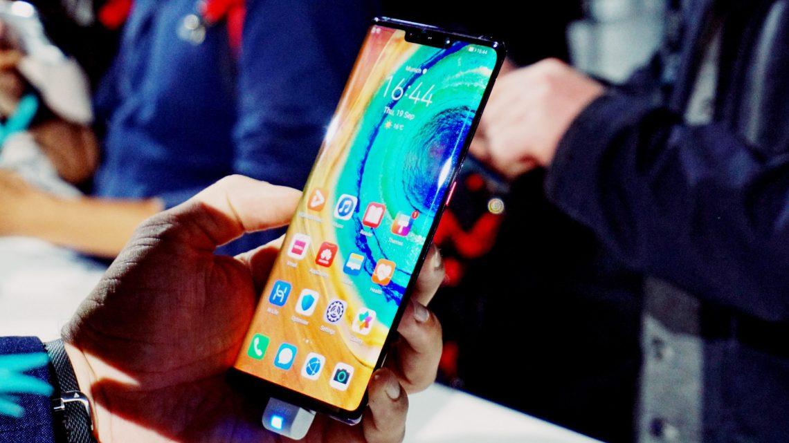 Huawei Mate 30 Pro looks amazing