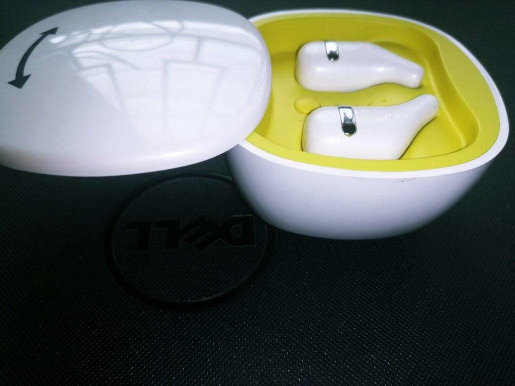 SZWYOR A2 TWS Earbuds casing