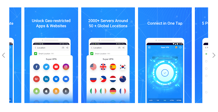BEST free Android VPN 2020