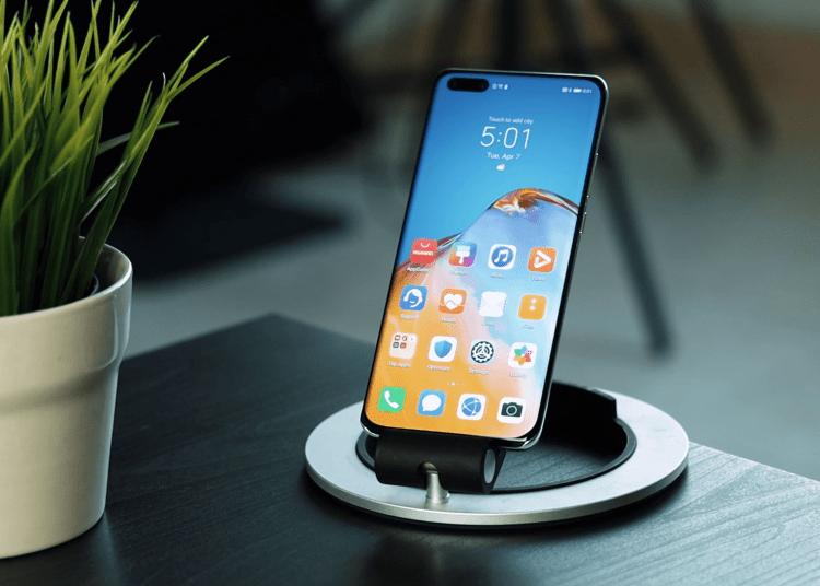 Huawei P40 Pro release in Canada