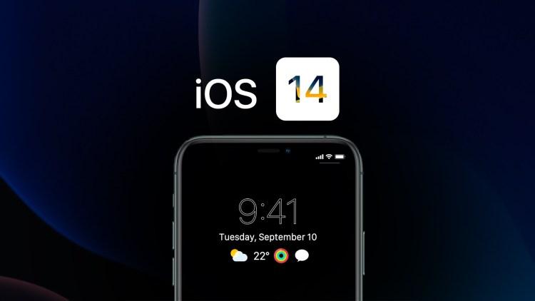 iOS 14 rumors