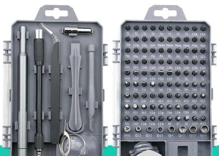112-in-1 Electric Precision Screwdriver Set