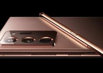 Galaxy Note 20 leak