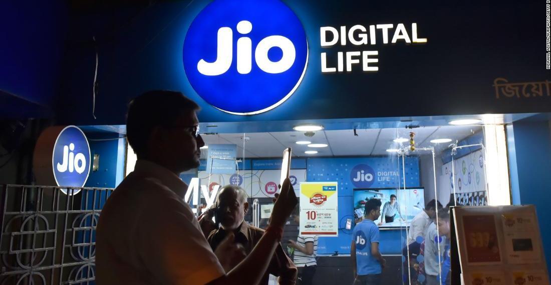 Qualcomm invest in Jio Platform