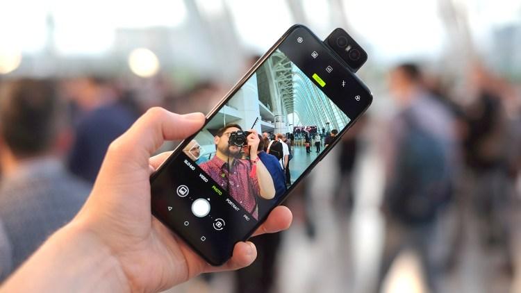 Asus Zenfone 7 release