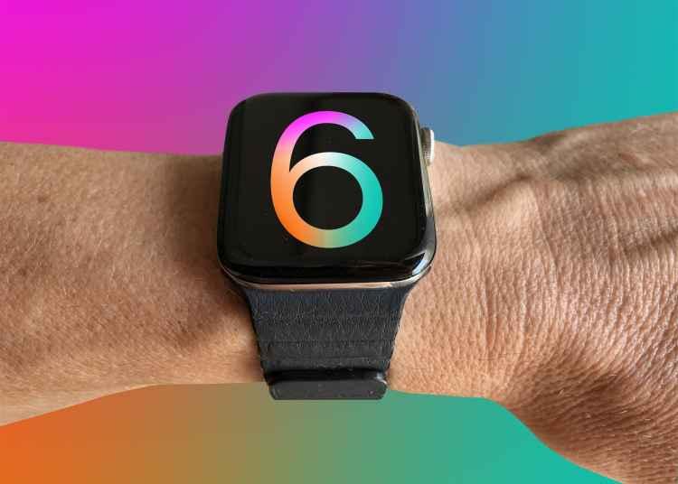 Apple Watch 6 release