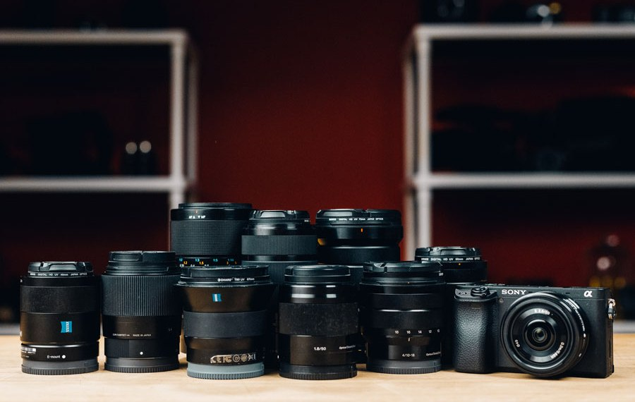 Sony Camera lens deal