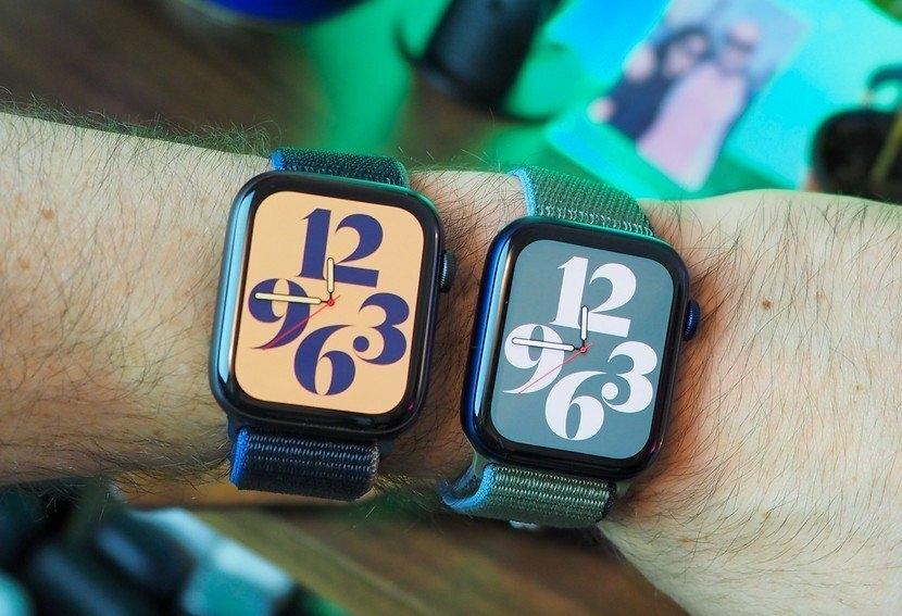 Apple Watch SE vs Watch Series 6