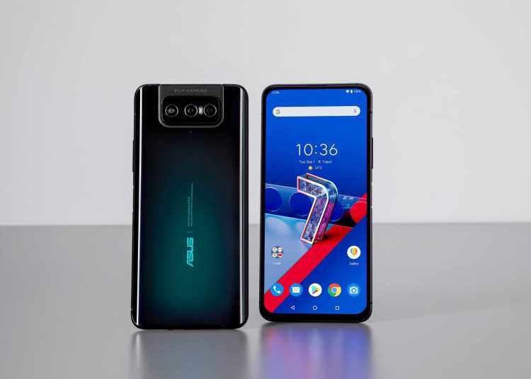 Zenfone 7 Android 11 beta