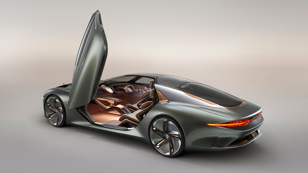 The door opens wide much like the Koenigsegg Gemera which could be a turn off to the entire car and  get out before the passenger can do so.