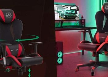 BlitzWolf® BW-GC5 Gaming Chair deal