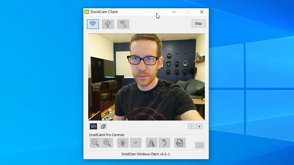 Use Smartphone for Zoom calls on Windows