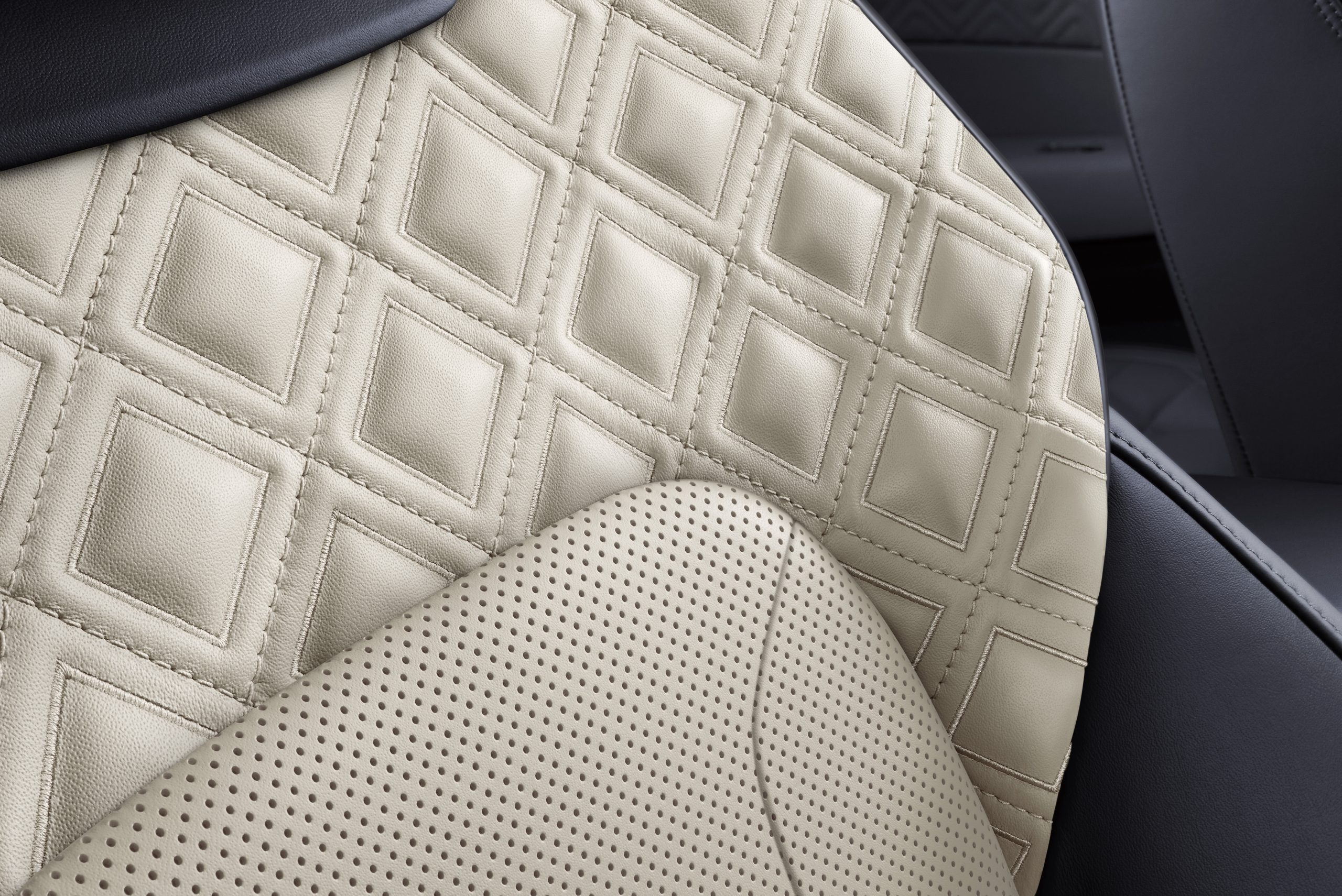 Bentley Continental GT leathered seat picture