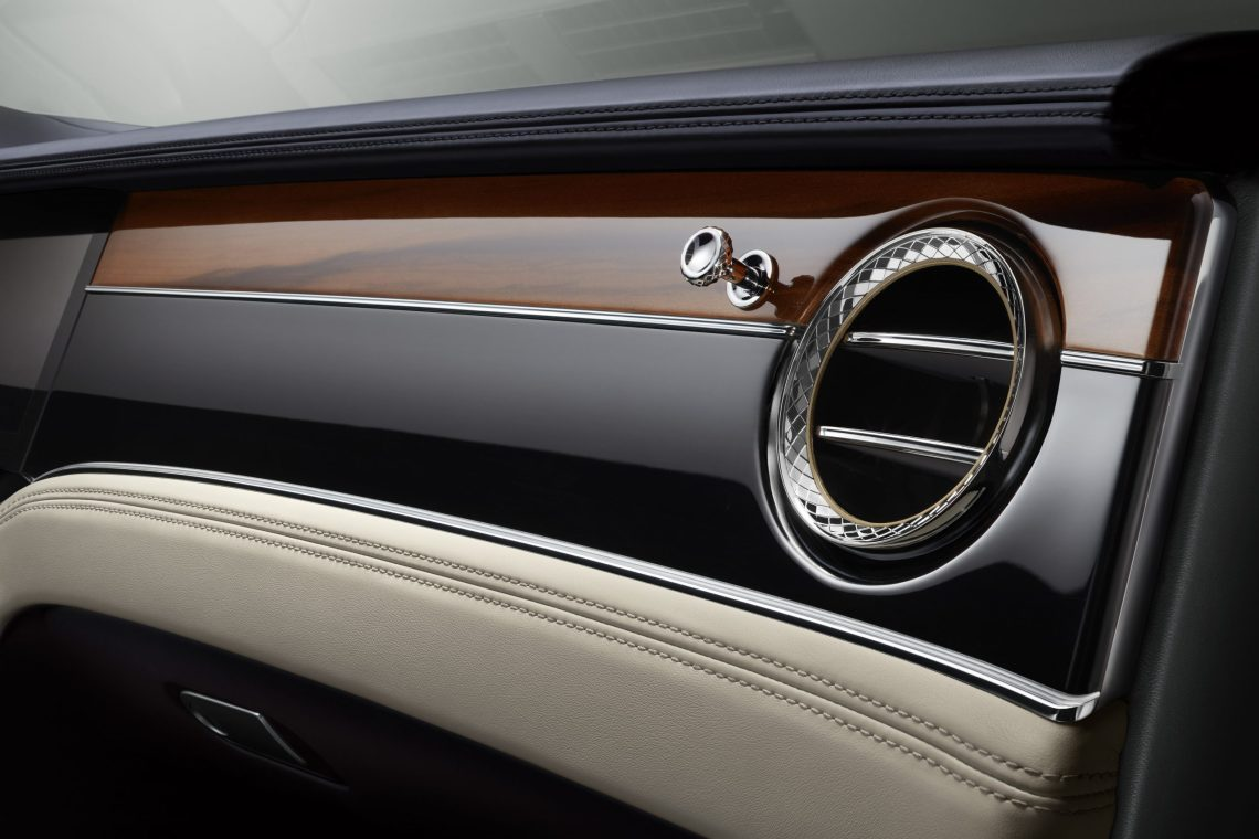 Bentley Continental GT Air vent