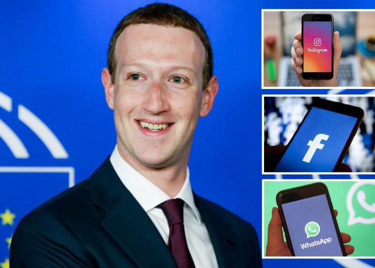 Facebook Social networks