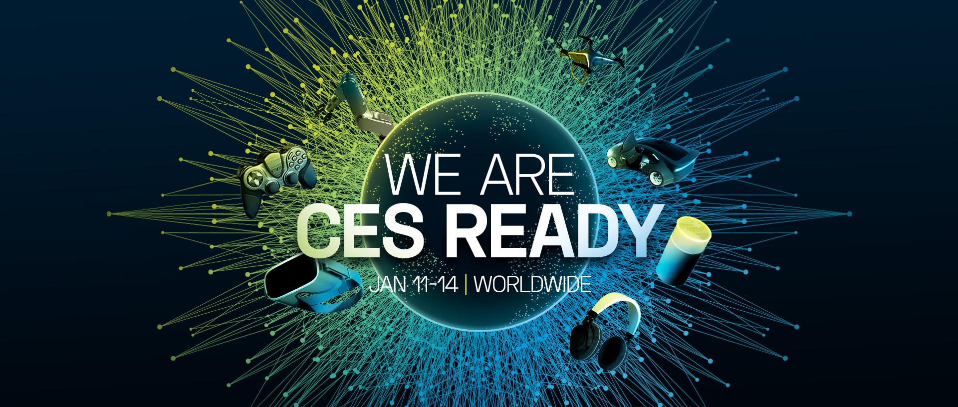 CES 2021 announcements