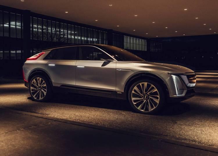 Cadillac Lyriq 2021 10