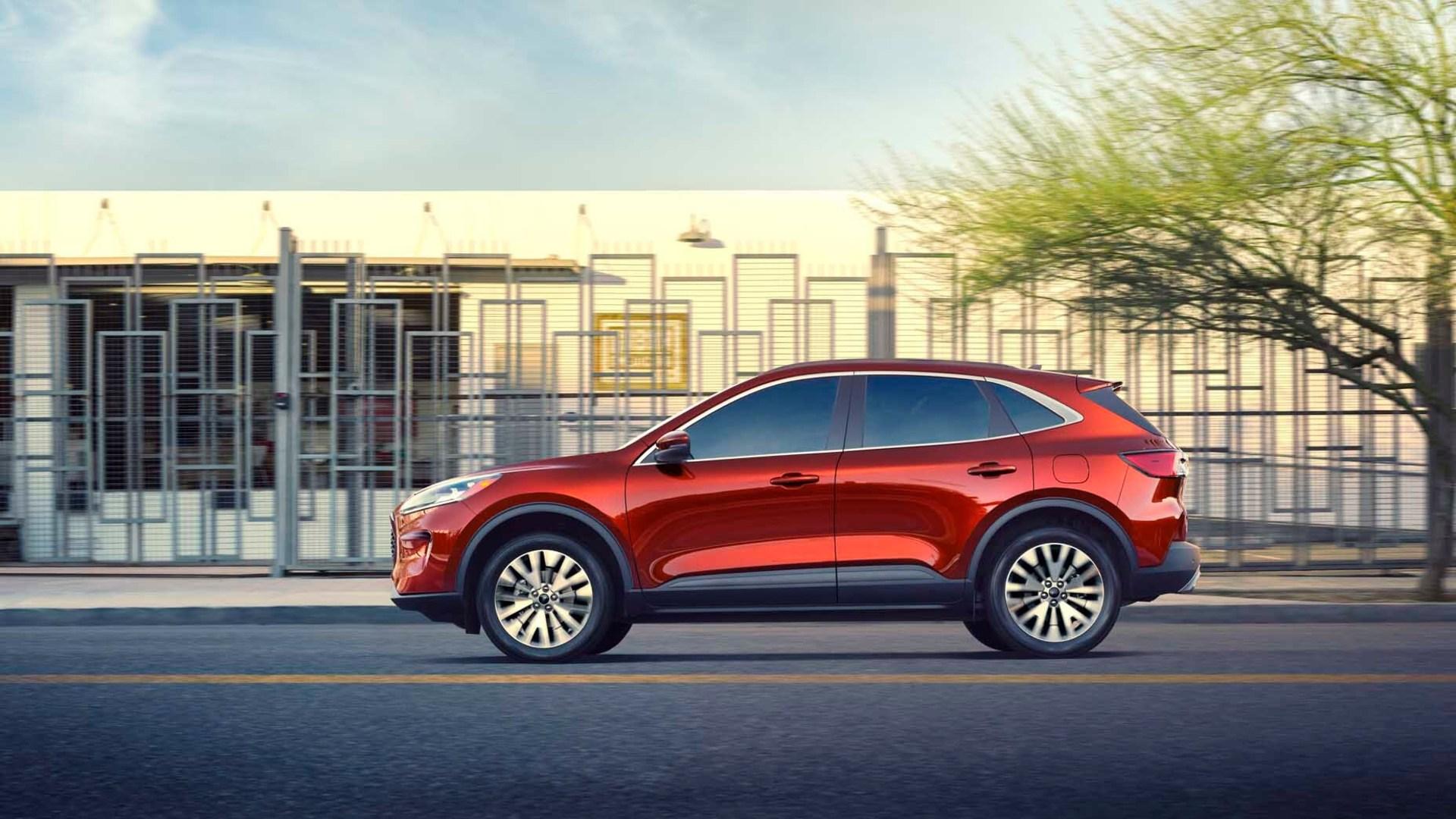 2021 Ford Escape Design