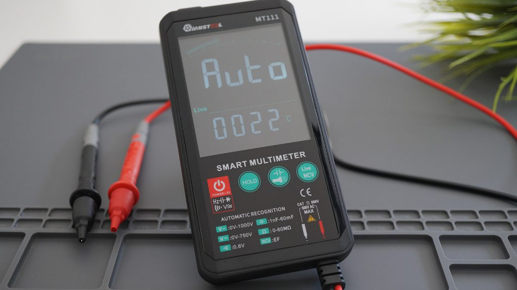 Mustool MT111 multimeter deal